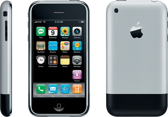 Apple iPhone compie 10 anni!