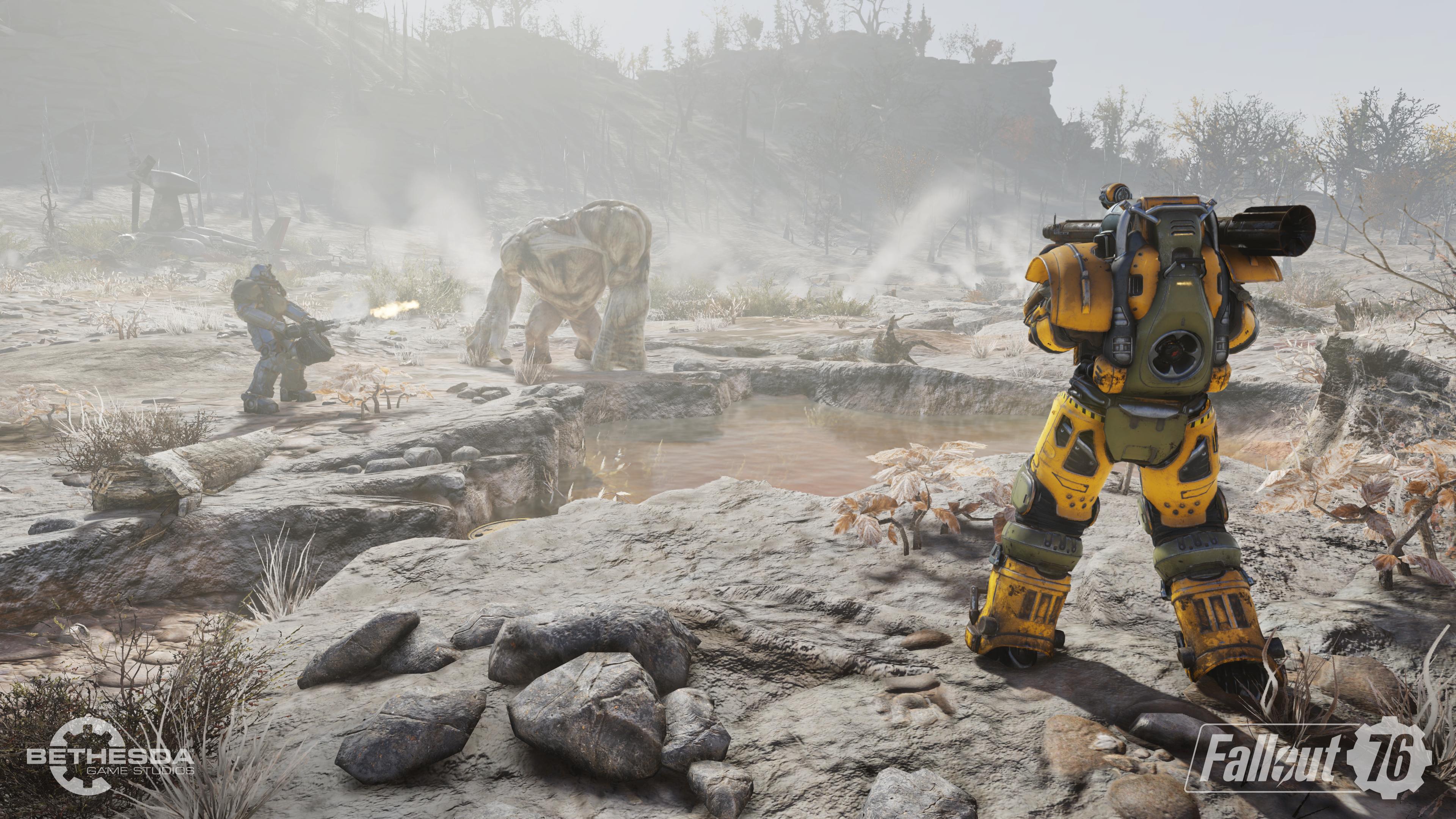 Fallout 76: serie compatibile con l'online? | Hardware Upgrade