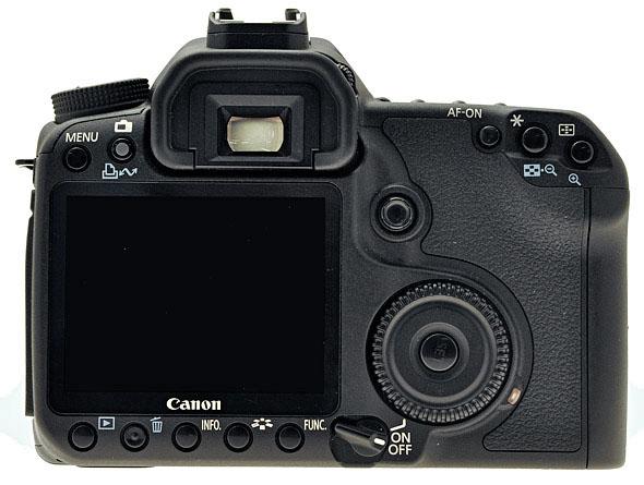 Canon 50D da HWUPGRADE