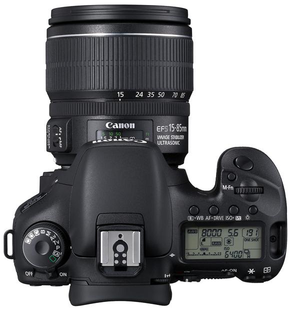 Canon 7D dal sito HWUPGRADE