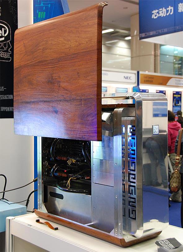 Intel developer forum spring 2008 day 2 pagina 7 un for Case modulari molto compatte