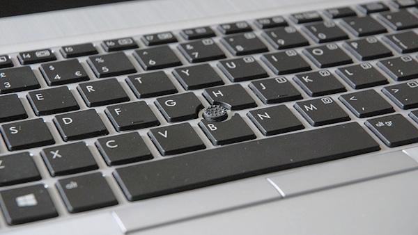 Luce tastiera notebook
