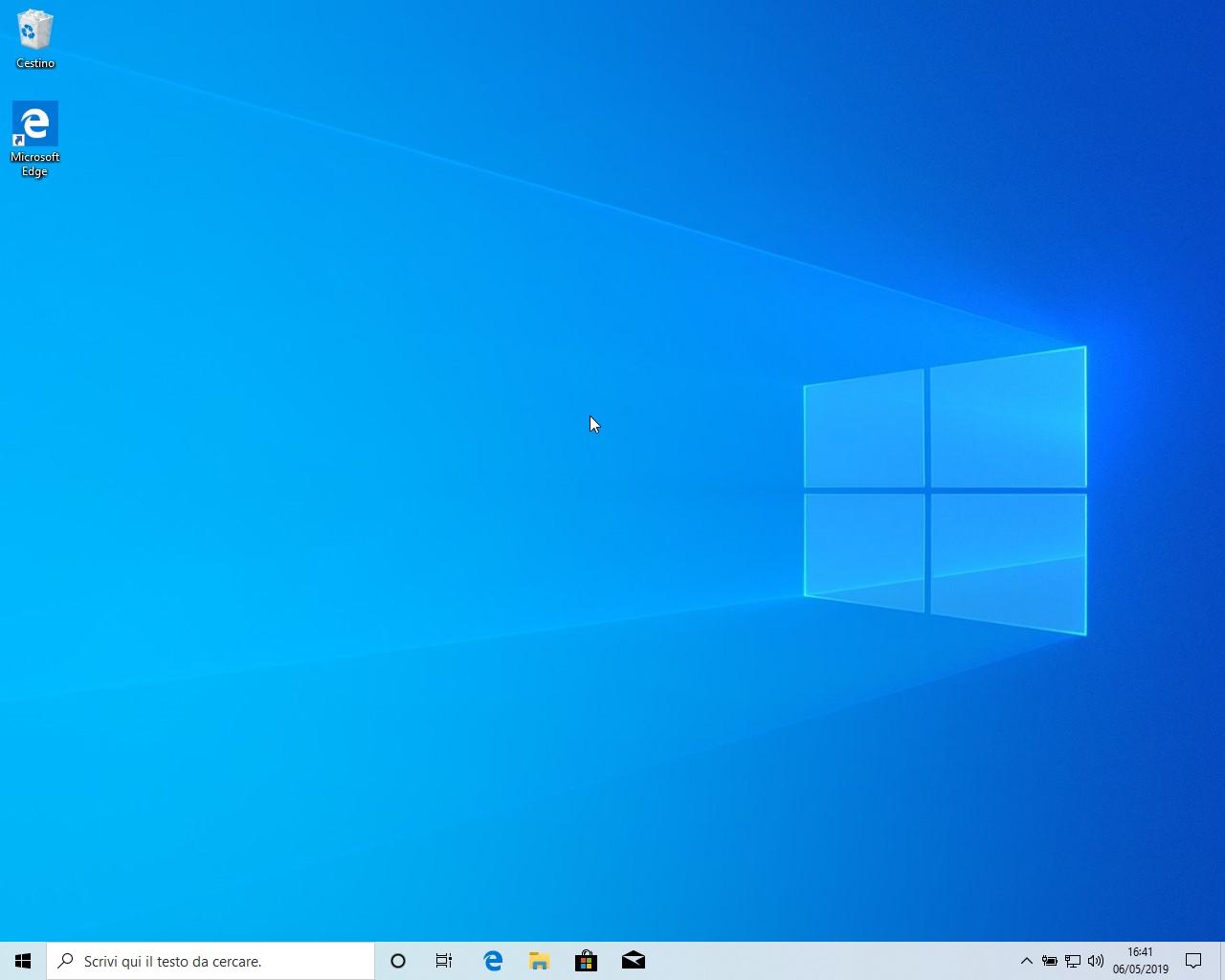 Sfondi windows 10 2019