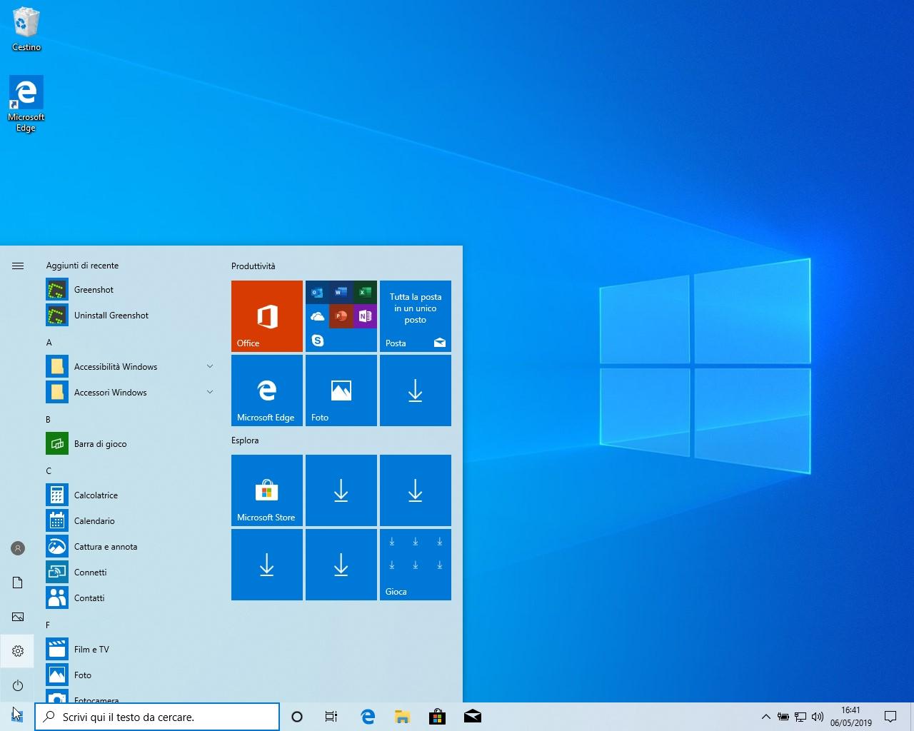 MSI Windows 7 Home di aggiornamento di base a Windows 10 HOME driver di recupero 32 Bit