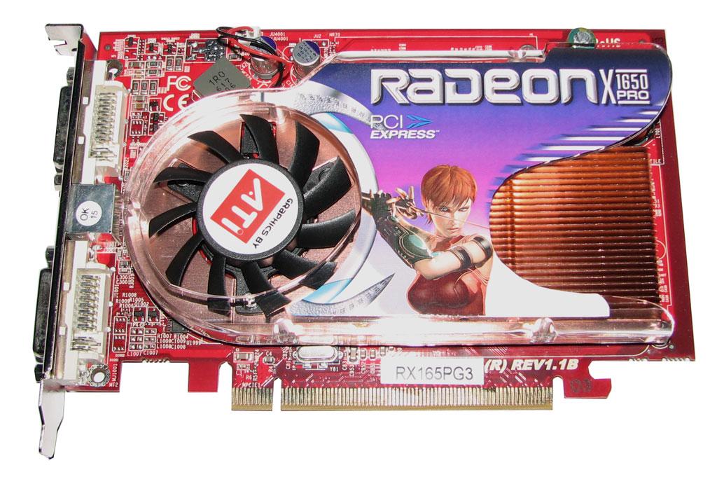 ATI RADEON X1600 PRO/X1300XT DRIVER