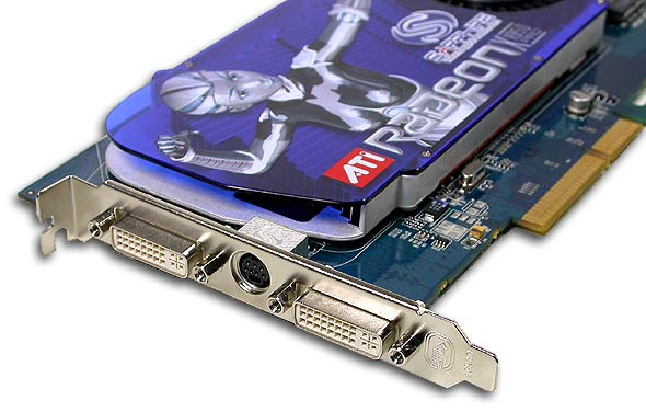 Radeon x1950pro драйвера