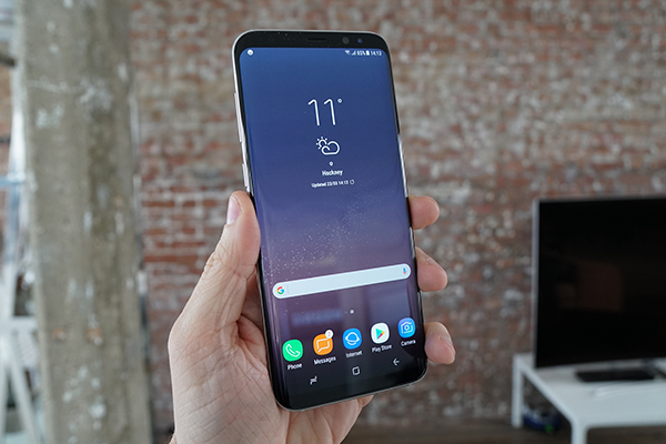 Samsung Galaxy Note 8 immaginato in alcuni interessanti render