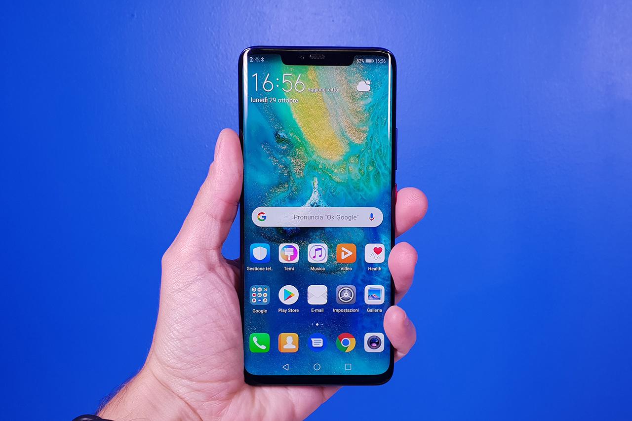 ddaeecf41f Huawei Mate 20 Pro è il miglior smartphone del 2018? La recensione ...