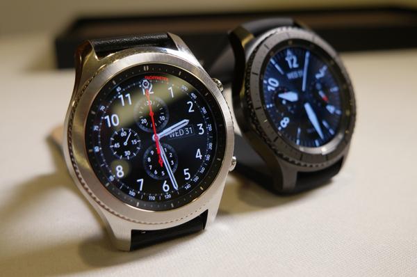 Samsung gear s3 annunciato ufficialmente a ifa hardware for Orologio della samsung