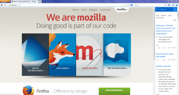 Firefox 59 | Download | Hardware Upgrade