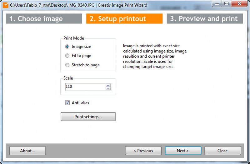 Download the latest version of Photo Wizard free in English on CCM Photo print wizard download