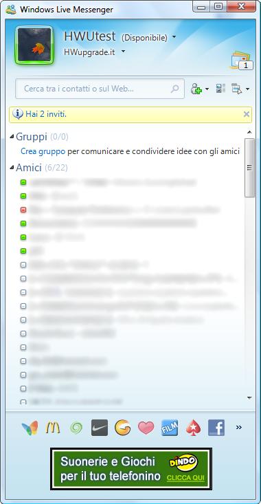 Windows Live Messenger 2012 Windows - Download