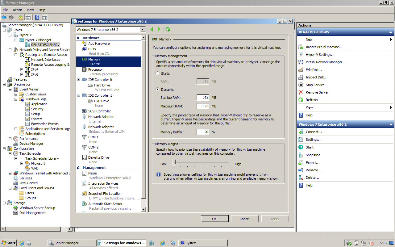 Windows Server 2008 R2 con SP1 | Download | Hardware Upgrade