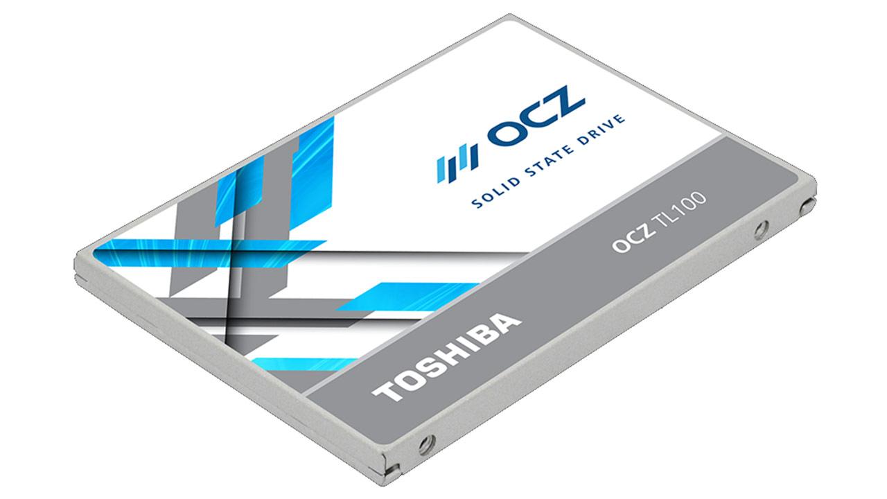 Toshiba, ecco la serie economica di SSD OCZ TL100