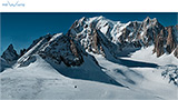 in2White: la pi� grande foto panoramica del Monte Bianco vince il Guinness World Record