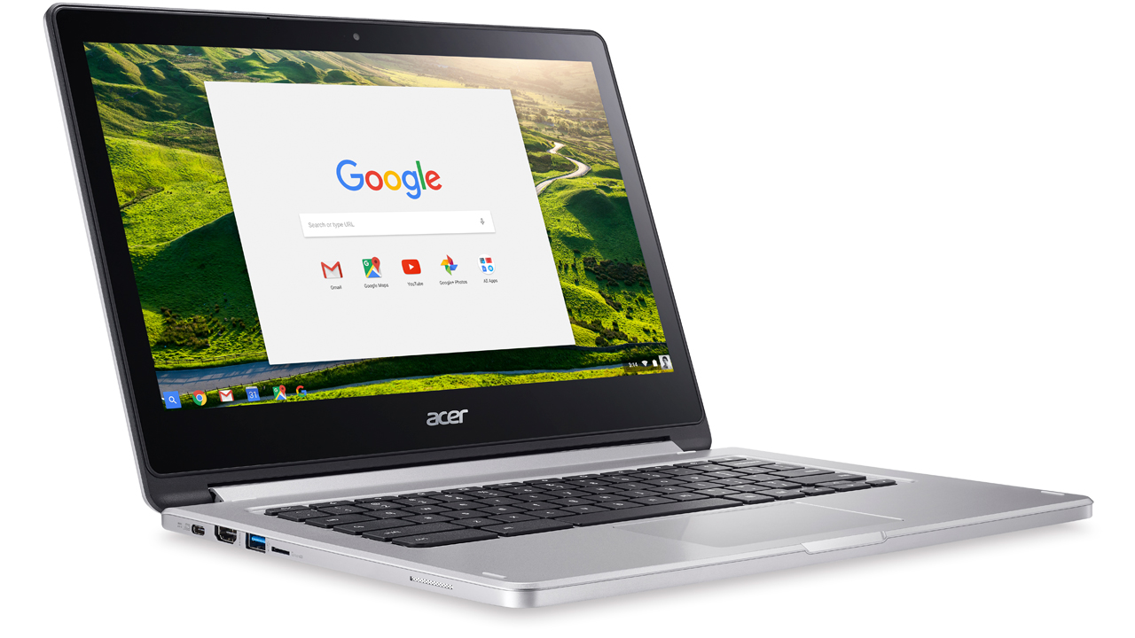 """Acer presenta il primo Chromebook convertibile da 13"""""""