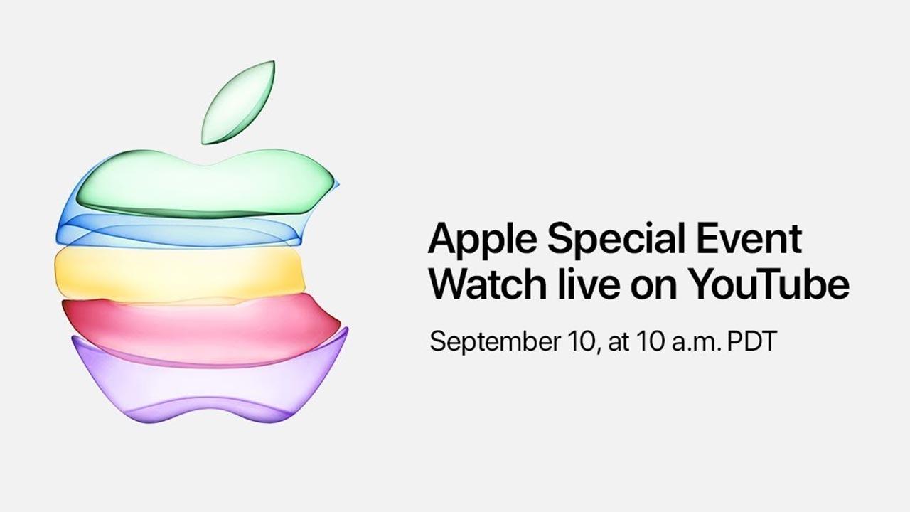 Apple: come vedere l'evento degli iPhone 11 in streaming su tutte le piattaforme (anche YouTube)