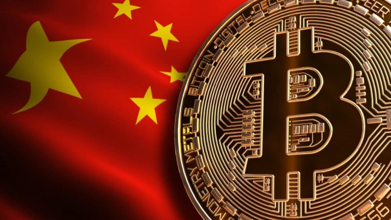 cinese e bitcoin btc in vendita