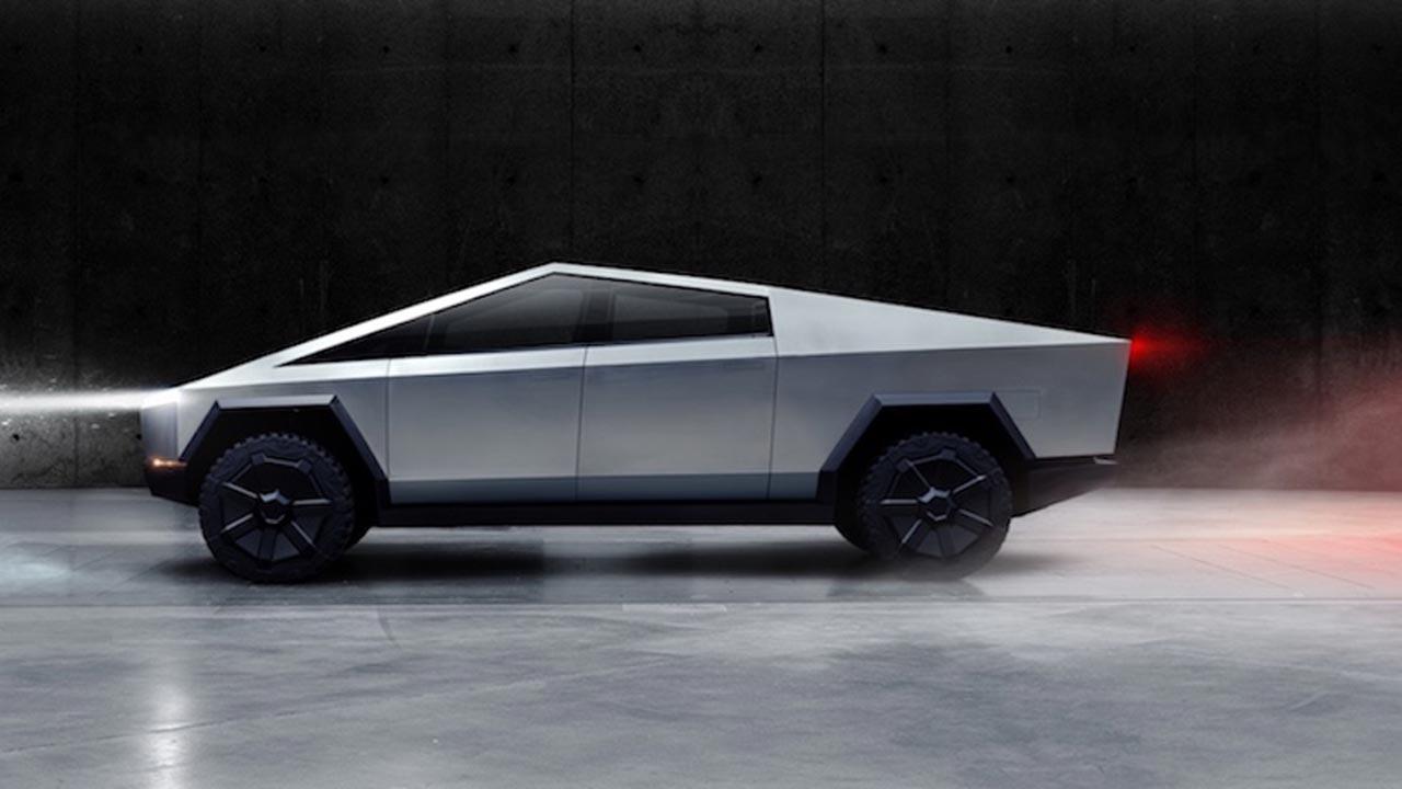 Cybertruck è il pickup elettrico di Tesla indistruttibile (o quasi) ed elettrico. Guardare per credere!