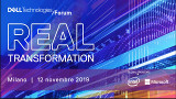 Dell Technologies Forum 2019: il programma dell'evento milanese