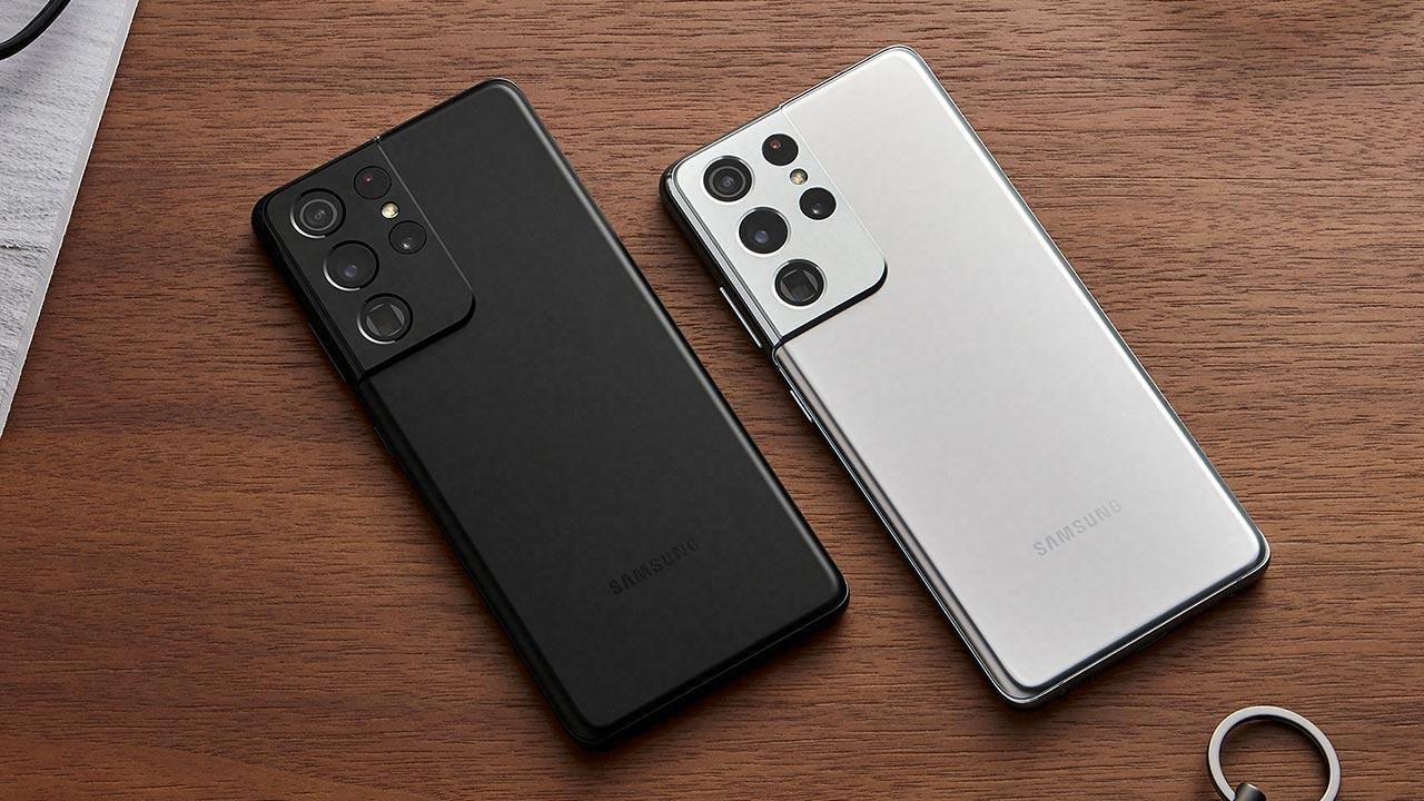 Samsung Galaxy S21, S21+ e S21 Ultra: UF …