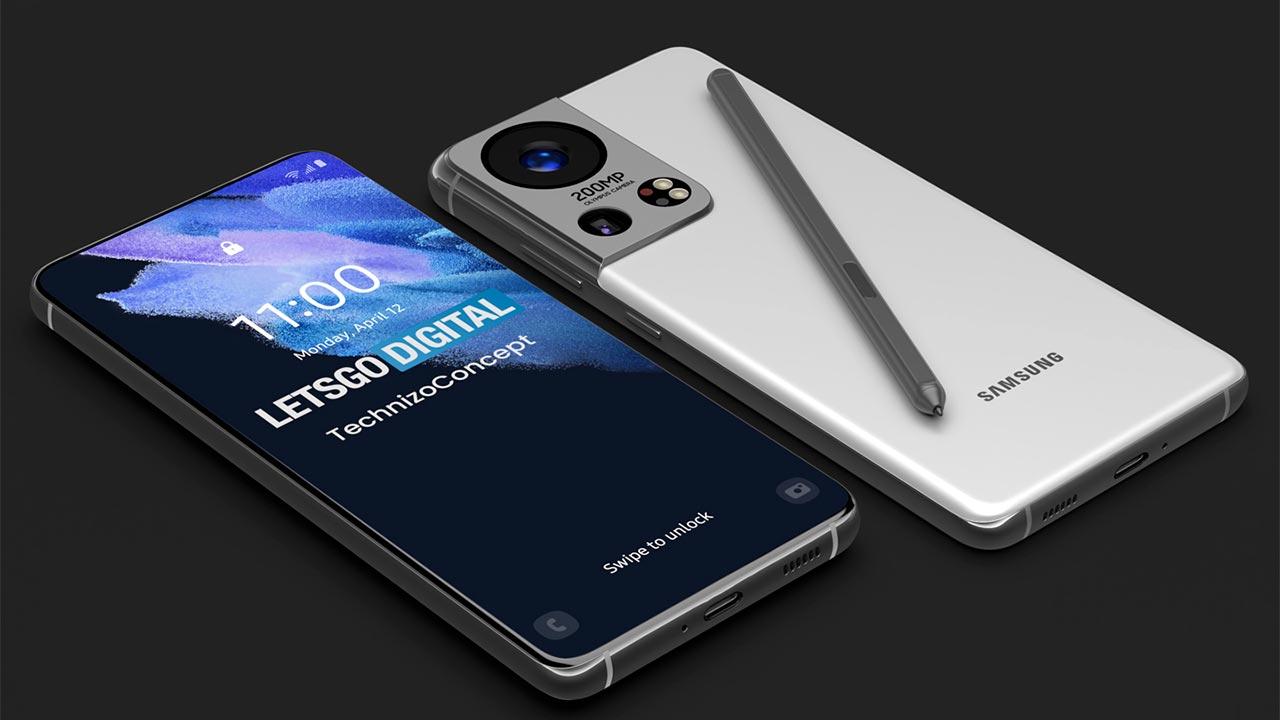 Samsung Galaxy S22 Ultra mai così poten …