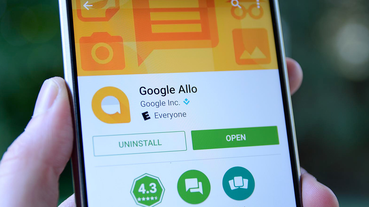 Google Allo supera i 5 milioni di download nel Play Store