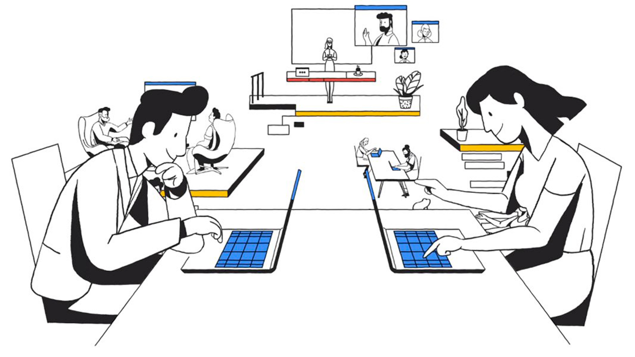 Google presenta ufficialmente G Suite e Google Cloud