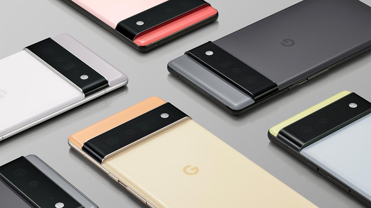 Google annuncia i nuovi Pixel 6 e 6 Pro  …