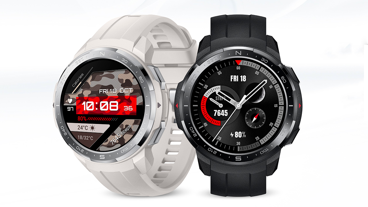 HONOR presenta ad IFA 2020 nuovi smartwatch ''outdoor'': ecco Watch GS Pro e Watch ES
