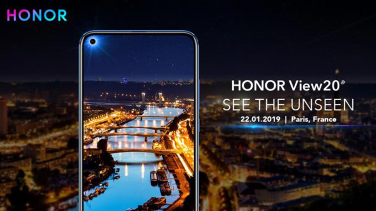 Honor: ecco 3 nuove tecnologie in anteprima mondiale in arrivo con Honor View 20