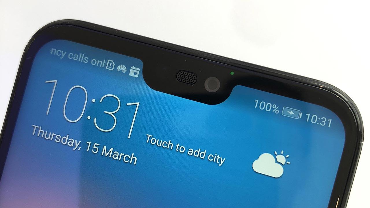 Schemi Elettrici Huawei : Huawei p20 lite è ufficialmente in vendita: notch e doppia cam