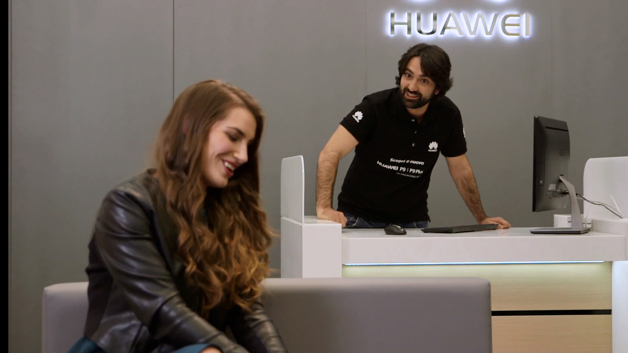 Huawei apre il primo Customer Service Center in Italia