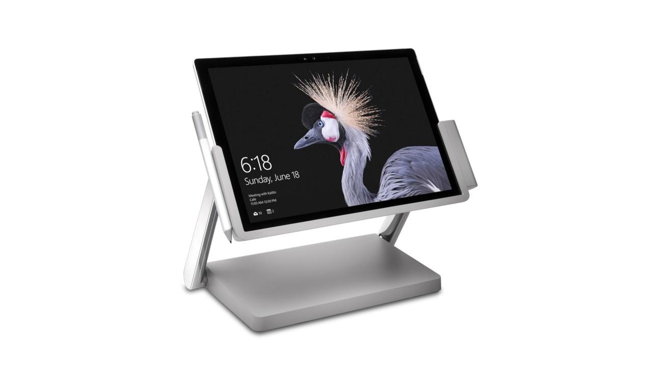 Il Surface Pro diventa un mini Surface Studio con la dock SD7000 di Kensington