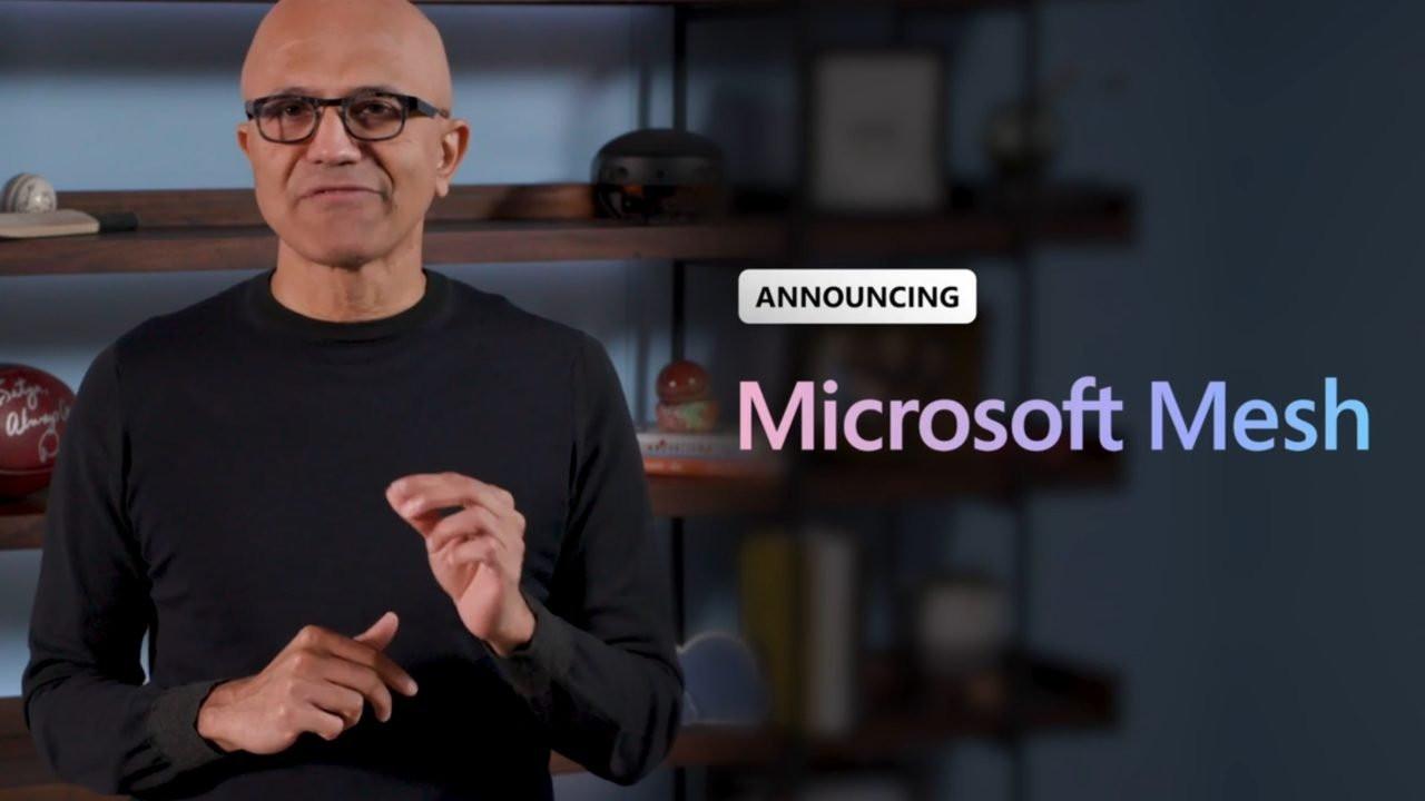 Microsoft Mesh è una potente visione de …