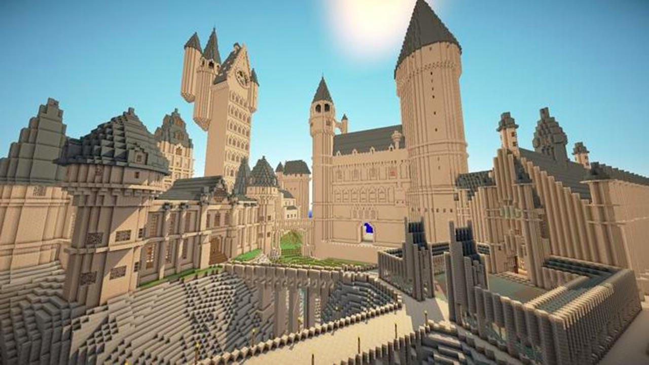 Minecraft ed Harry Potter: ecco il castello di Hogwarts riprodotto (in 7 anni) nei minimi dettagli. Il video