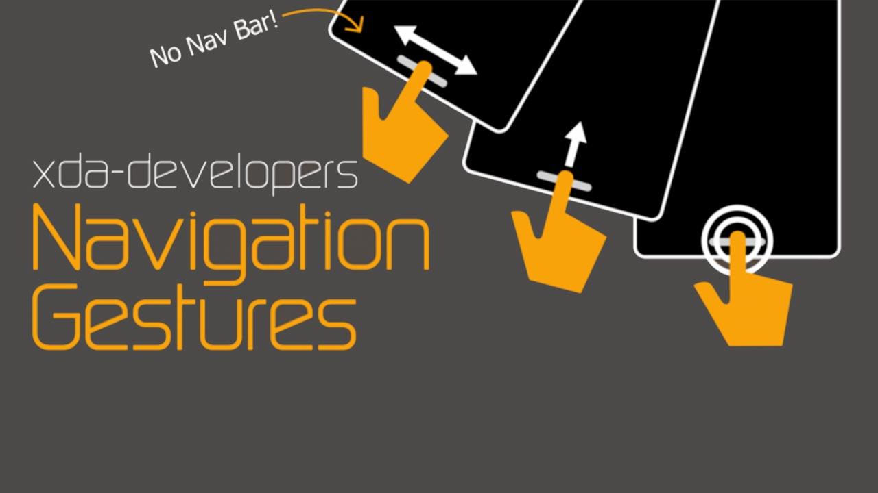 Android P: ecco l'app Navigation Gestures creata da XDA