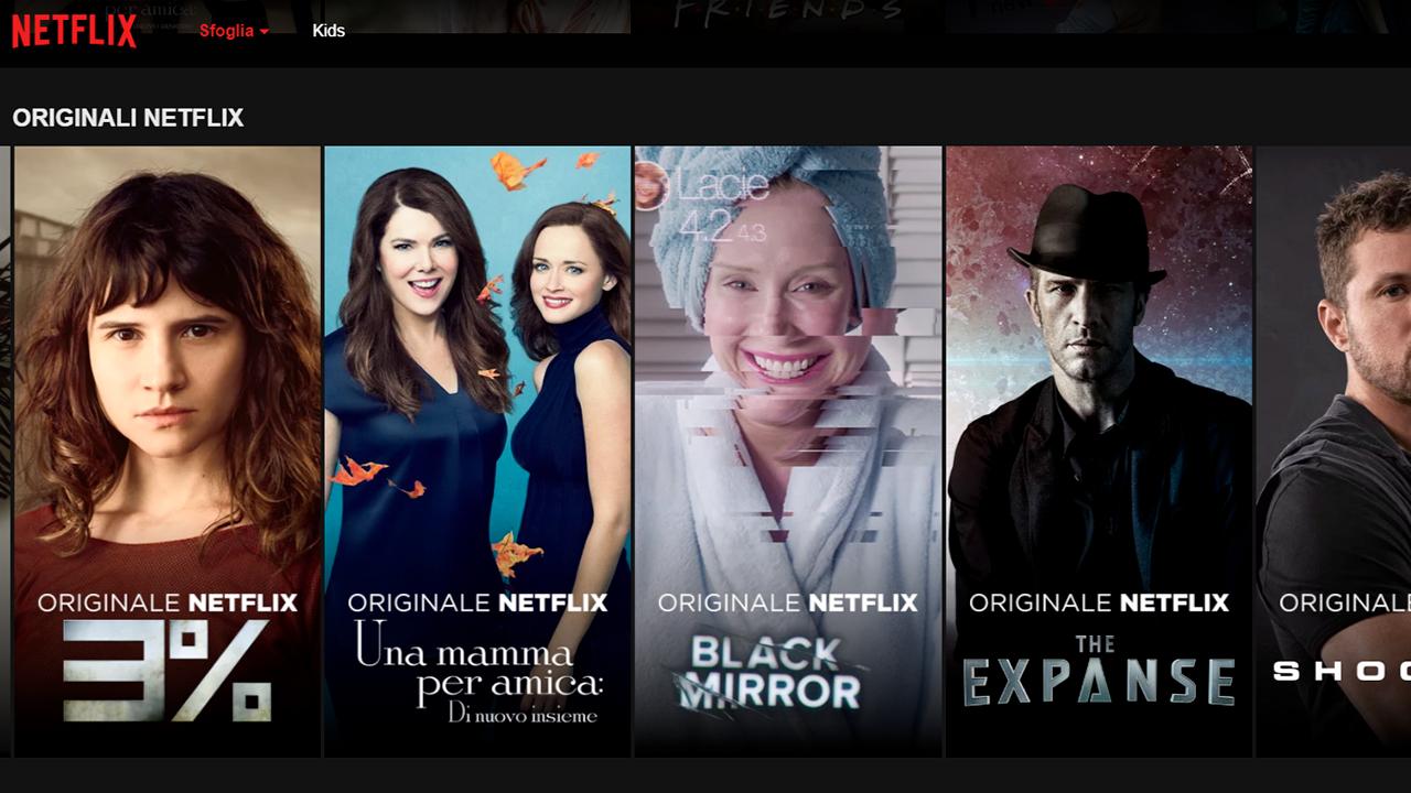 3378527630 Netflix, arriva finalmente il download e la visione offline | Hardware  Upgrade