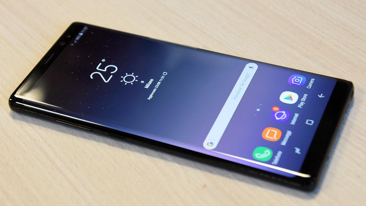 e60cf6a370c1 Samsung Galaxy Note 8 in arrivo anche con Vodafone Italia. Ecco tutte le  offerte per il phablet | Hardware Upgrade