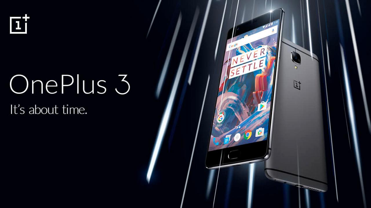 OnePlus 3s in arrivo con Sanpdragon 821 al posto dell'attuale OnePlus 3