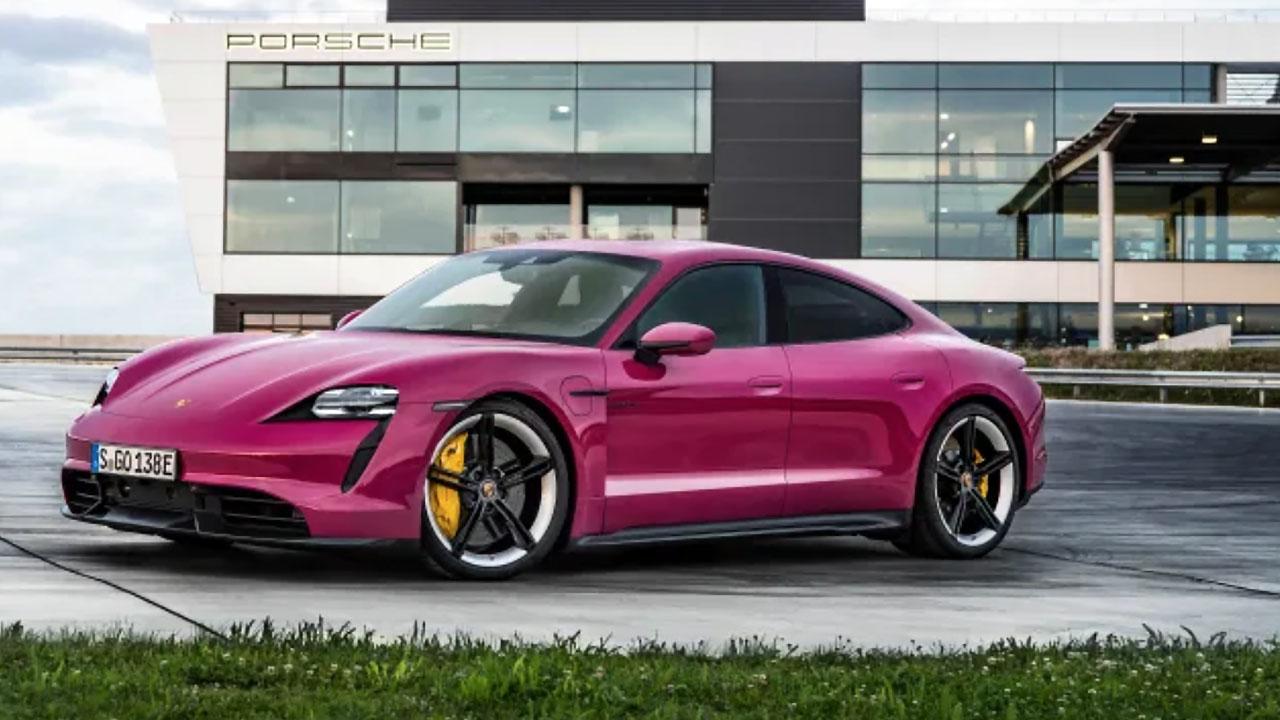 Tutti vogliono la Porsche elettrica: la  …