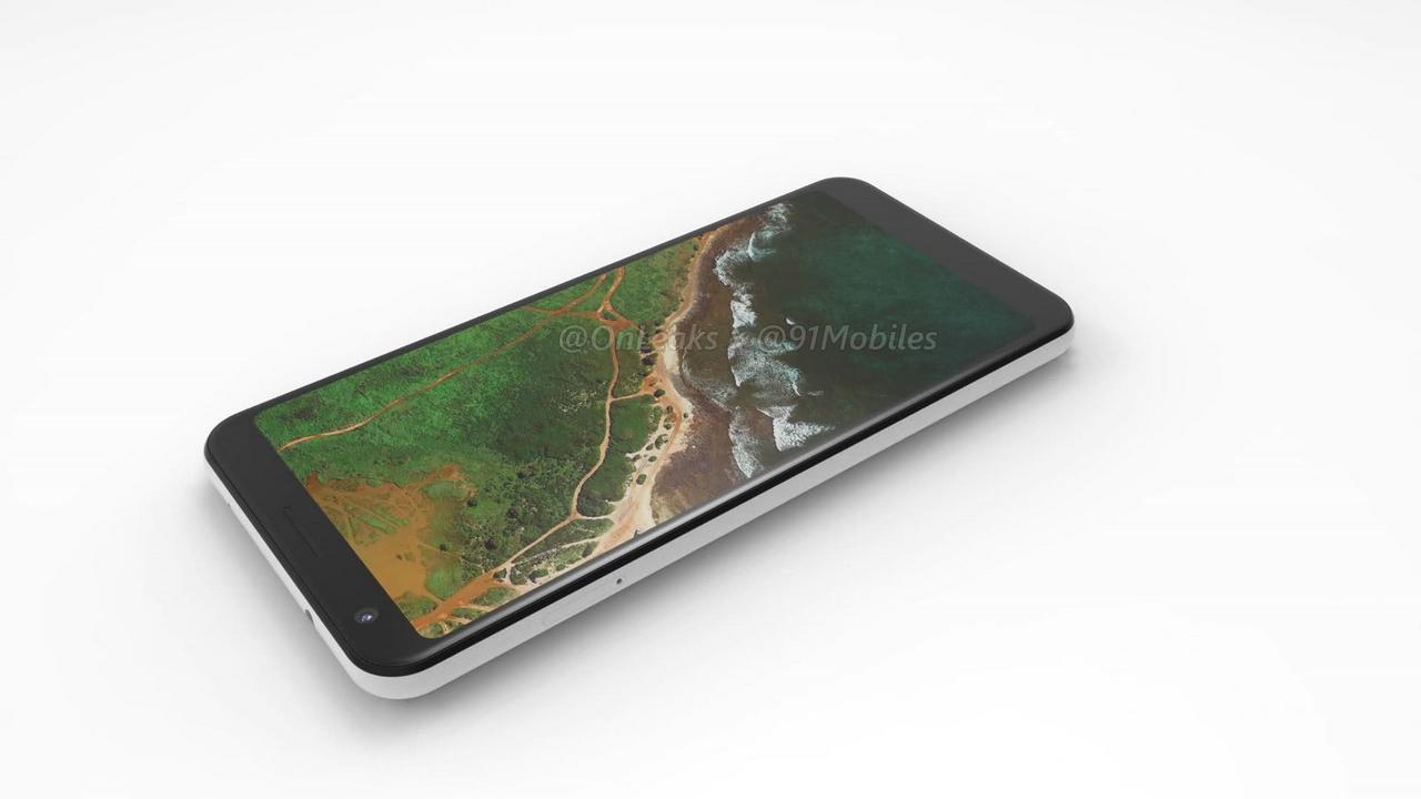 Google Pixel 3 Lite XL: i render insieme a Pixel 3 Lite
