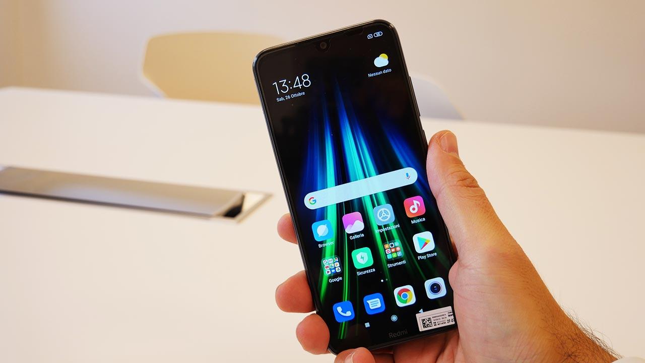 Xiaomi presenta il successore di Redmi Note 7: ecco il nuovo Redmi Note 8T con 4 fotocamere