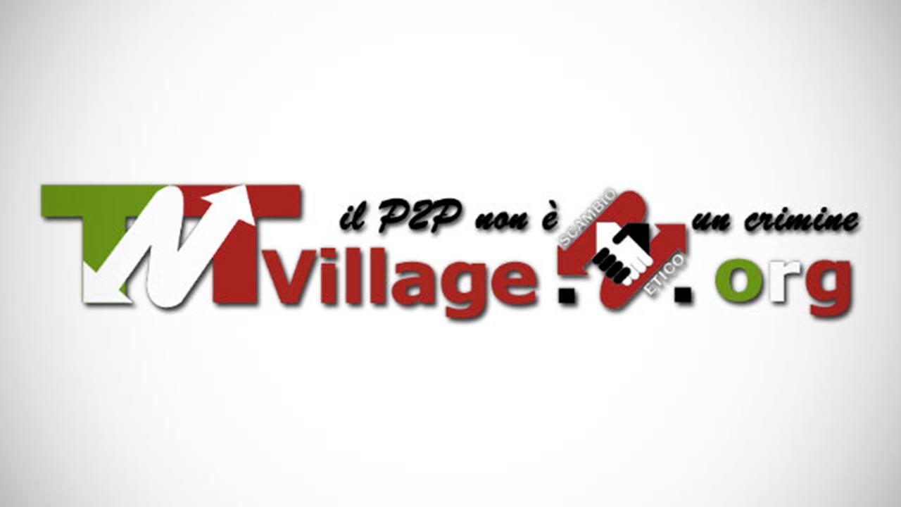 TNTVillage: accolte le istanze cautelari nei confronti del sito di 'scambio etico'