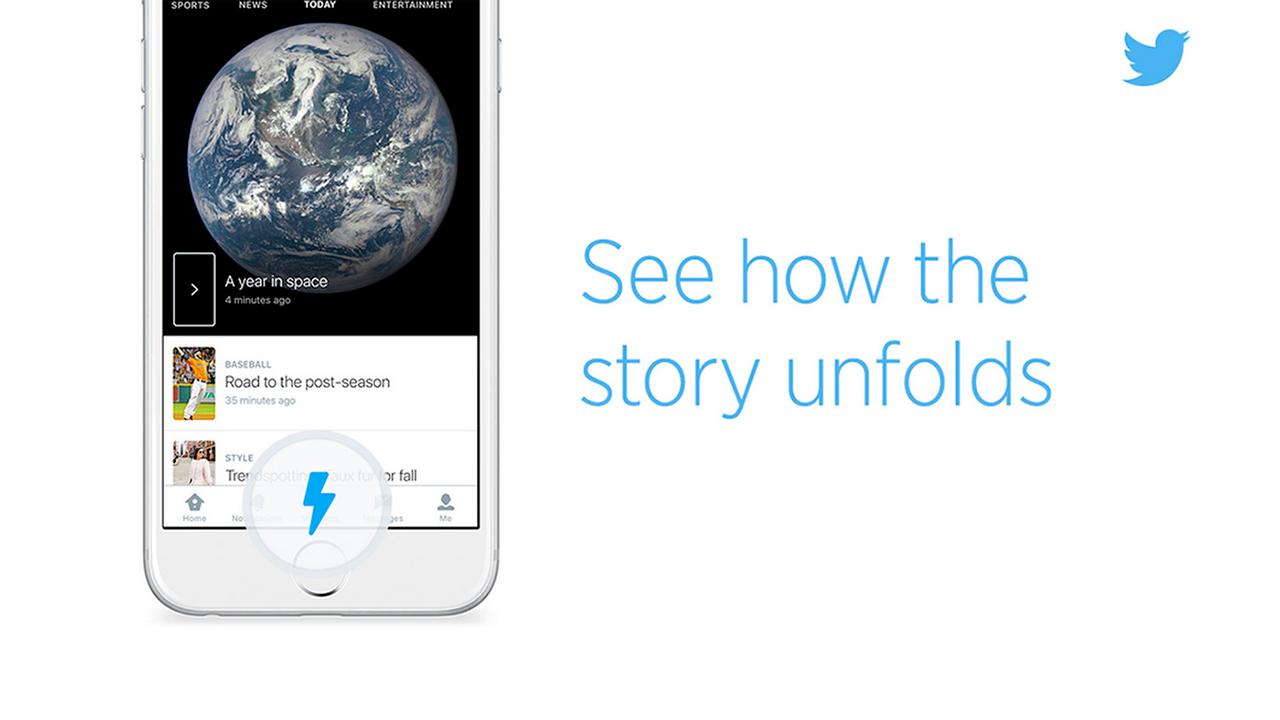Twitter abilita Moments per tutti gli utenti