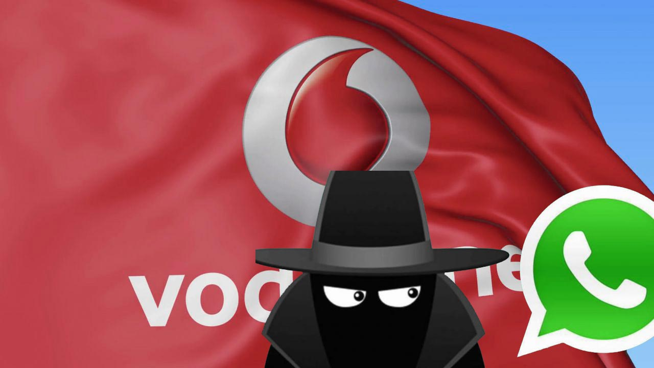 Risultati immagini per truffa vodafone e whatsapp