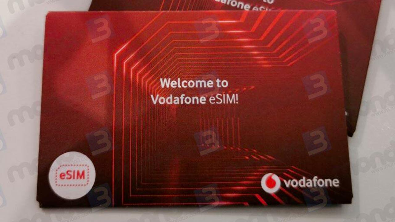 Vodafone eSIM arriverà il prossimo 12 a …