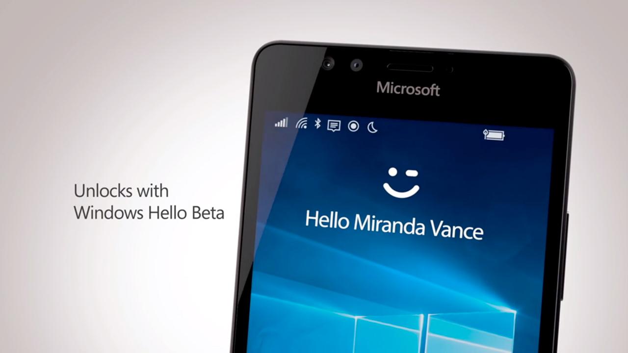 L'accesso unificato Windows Hello di Microsoft in arrivo su Android e iOS