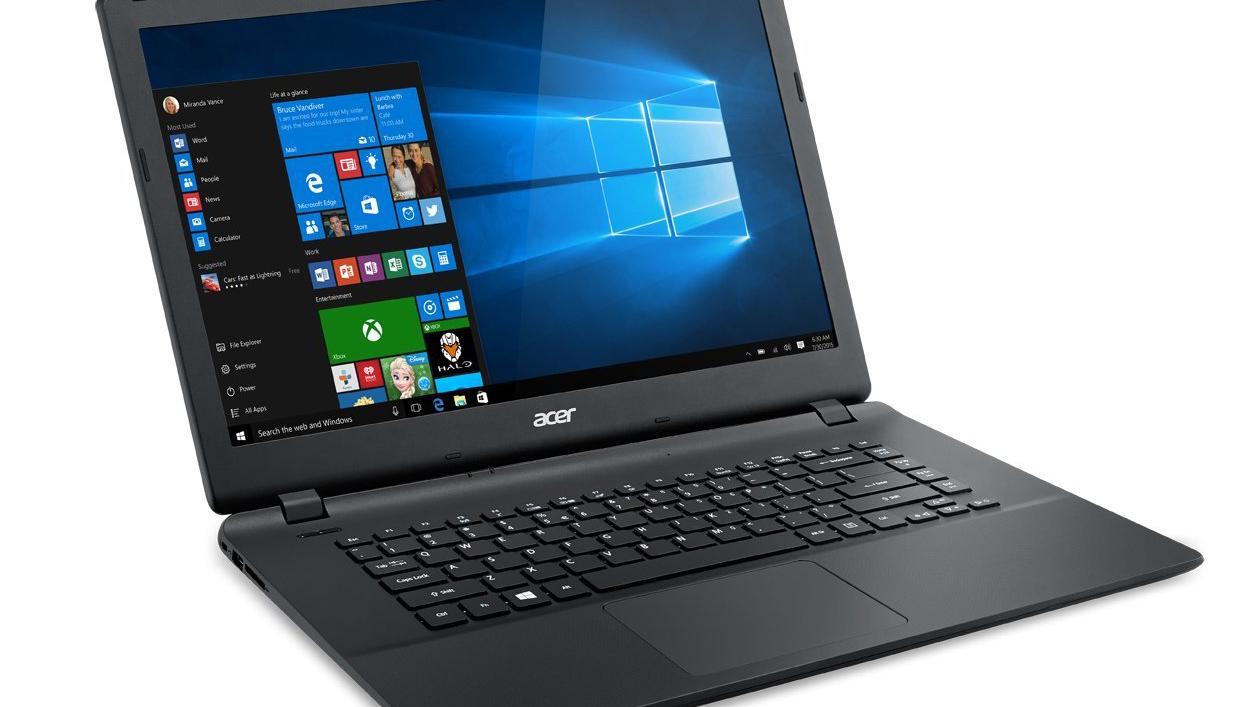 Portatile Acer Aspire da 15 pollici con 8GB di RAM a soli 339 euro su Amazon