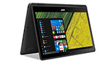 Acer Spin 5, convertibile full HD, 4GB di RAM e 128GB di SSD, a soli 449,00 Euro su Amazon